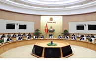 Government's first draft resolution sets major tasks for 2021