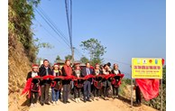 UNDP, Women's Union, and local government join forces to support poor ethnic minority populations affected by the COVID-19 pandemic in Ha Giang