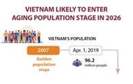 Vietnam to enter aging population stage in 2026