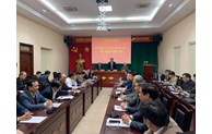 Central Theoretical Council meets in Hanoi