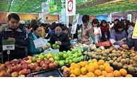 Goods demand for Tet up due to domestic confidence on economic recovery