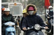 Northern Vietnam to welcome New Year in cold weather