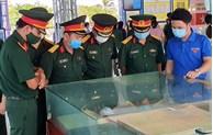 Maps and documents on Vietnam's sovereignty over Hoang Sa and Truong Sa on display
