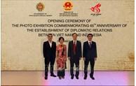 230 photos on Vietnam-Indonesia diplomacy on display
