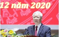 Fight against corruption sees progress: Top leader