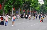 Hanoi adds 8 walking streets on weekends