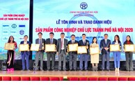 Hanoi's 26 items recognized as key industrial products