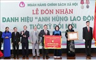 Social policy bank contributes to national sustainable development