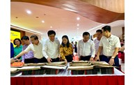 Quang Ninh organizes exhibition on provincial Party Congresses