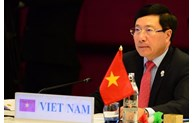 Vietnam external relations in 2020: mettle and new posture