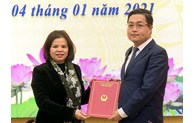 Bac Ninh provincial Department of Labour, Invalids and Social Affairs has new Director