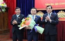Quang Nam has new Deputy Chairman of Provincial People's Council