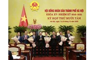Prime Minister approves five Deputy Chairmen of Hanoi