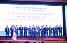 Over 141 trillion VND committed and memorandum investment in Quang Binh