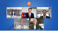 Vietnam's new representative to ASEAN presents credentials
