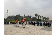 Paying tribute to fallen soldiers in HCMC