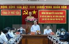 PM asks for greater effort for Phu Yen to further prosper