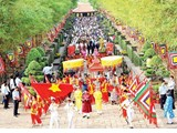 Hung King's death anniversary 2021 only includes ceremonial activities