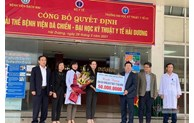 Temporary hospital for COVID-19 treatment in northern Hai Duong province dissolved