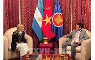 Argentine national news agency wishes to boost cooperation with VNA