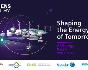 World-Class Lineup at the First-Ever Siemens Energy Asia Pacific Energy Week Conference