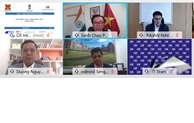 Webinar connects businesses of Vietnam and India
