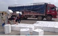 Agricultural exports via Mong Cai border gate soar sharply