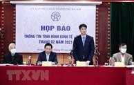 Hanoi sees upbeat signals in socio-economic development despite COVID-19