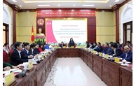 Northern province ensures preparation progress for NA and People's Council election