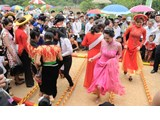 Cultural activities in March at Vietnam National Village for Ethnic Culture and Tourism