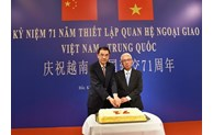 71st anniversary of Vietnam-China diplomatic relations celebrated in Beijing
