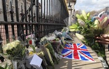 Condolences to UK over passing of Prince Philip