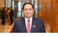 Pham Minh Chinh elected as New Prime Minister of Vietnam