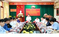 Ha Giang Provincial Party Committee Commission of Organization reviews Party building