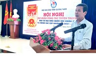 Election dissemination in central province of Quang Nam