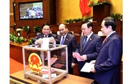 New Vietnamese leaders believed to fulfill 13th National Party Congress's goals