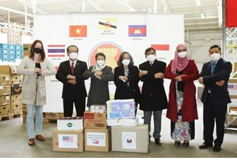 ASEAN countries support Czech Republic to fight COVID-19 pandemic