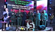 Vietnamese, Russian veterans commemorate National Reunification Day
