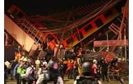 Vietnam sends condolences to Mexico over subway overpass collapse