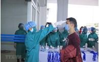 Different measures for COVI-19 prevention in Hanoi