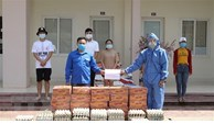 Overseas Vietnamese support Lao locality to fight COVID-19 pandemic