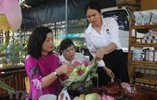 Nghe An: Kim Lien commune develops lotus plants associated with tourism