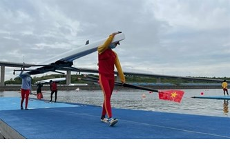 Vietnam secures seventh Olympic slot in rowing