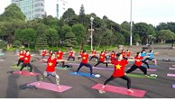 Hanoi targets 42.5% of people participating in regular exercise by 2025