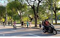 Hanoi permits resumption of outdoor physical and sport activities