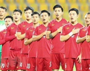 Vietnam placed in No. 6 seed group for draw of World Cup