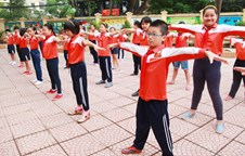 Campaign launched to encourage all people to do exercise following Uncle Ho