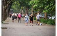 Hanoi suspends outdoor sports activities from 18:00 on July 8 for fear of Covid-19