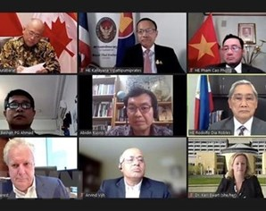 Webinar highlights Canada-ASEAN connections in business, education
