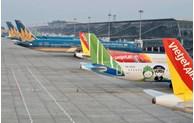 Two passenger flights to Hanoi suspended